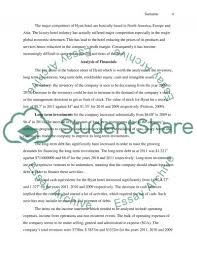 hyatt hotel financial analysis essay example topics and well hyatt hotel financial analysis essay example