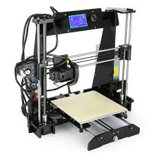 <b>Alfawise EX8 Upgraded DIY</b> 3D Printer | Gearbest UK