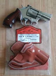 thread another cross draw leather holster