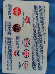 3 of 4 phillips 66 petroleum pany 1963 vine collectors credit card