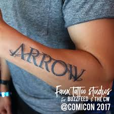 Buzzfeed Dc Comics Comiccon Rooftop Vip Party Faux Tattoo Studios