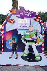 Toy Story Light Show Join Woody Buzz At The Childrens Festival By Garden By