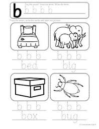 I am back with another b and d confusion worksheets. Phonics Worksheets Lesson Plan Flashcards Jolly Phonics Letter B Lesson Pack