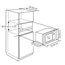 standard microwave size. Standard Microwave Size Built Cubic Feet
