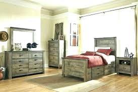 Rustic White Bedroom Furniture Solid White Oak Bedroom Furniture ...