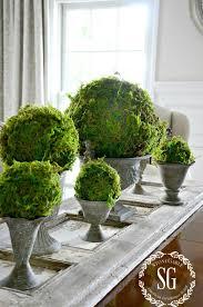 Decorating With Moss Balls DIY Moss Ball Tutorial Design DIY Ideas 1