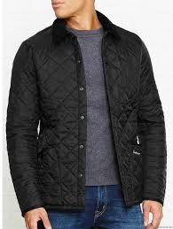 2017 Newest Men's Coats Jackets - BARBOUR Heritage Liddesdale ... & 2017 Newest Men's Coats Jackets - BARBOUR Heritage Liddesdale Quilted Jacket  - Black - C4943950 Adamdwight.com