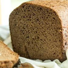 German Dark Rye Bread Hodgson Mill