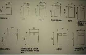 Uncategorized Types Of Bed Sizes Purecolonsdetoxreviews Home Design