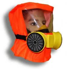 <b>Самоспасатель Шанс-Е полумаска</b> для индивидуальной защиты ...