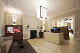 QIB UK Qatar Islamic Bank London Offices Designed By Maris - Home interiors uk