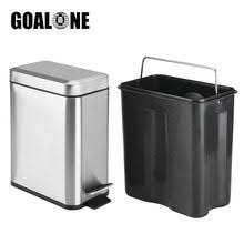 trash can with pedal