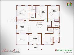 kerala style 3 bedroom single floor house plans luxury single floor 4 bedroom house plans kerala