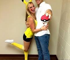 pikachu and pokemon go costumes