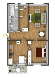 2 Bed  2 Bath Apartment In Ridgeland MS  Oakbrook ApartmentsApartments Floor Plans 2 Bedrooms