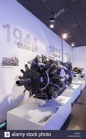 BMW 5 Series bmw aircraft engines : Germany, Bavaria, Munich, BMW Museum, display of BMW aircraft ...