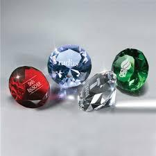 group photo full cut glass gemstone award logo