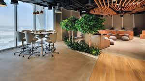 Cutting Edge Office Design Governments Offices In Dubai How To Use Microtopping