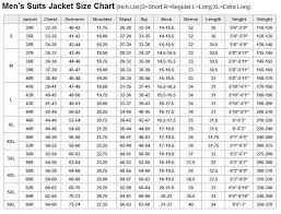 Suit Pants Size Chart Mens Suits Jacket Size Chart Mens Shirt Pattern Mens