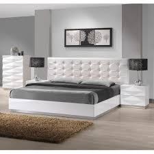 Modern Queen Bedroom Set 5pc Modern Queen Bedroom Sets Platform Bed Design Simple Panel