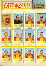 1965-1966 Catanzaro   Squadra di calcio, Calciatori, Calcio