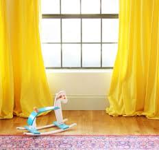 how to dye your own curtains