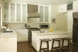White Granite Countertops Contemporary kitchen Elizabeth