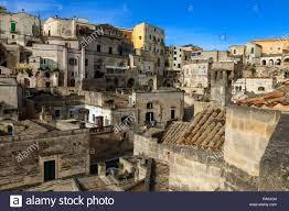 Ancienne Cité Troglodytique Matera Capitale De La Culture 2019
