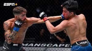 Adrian Yanez vs. Randy Costa (UFC Fight ...