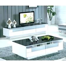 coffee tables and tv stands matching matching white coffee table and stand medium size of end
