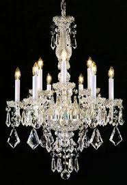 bohemian crystal chandelier vintage collection 6 3 lights