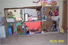 Barbie furniture patterns Table Dollhouse Furniture With Everyday Objects Thriftyfun Making Doll Furniture Thriftyfun