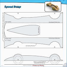 Free Design Templates For Pinewood Derby Cars Free Pinewood Derby Car Templates Download Free Pinewood