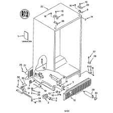 kenmore refrigerator parts. cabinet kenmore refrigerator parts t
