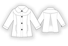 Free Sewing Patterns Online Interesting But With Full Length SleevesJacket Sewing Pattern 48 Made