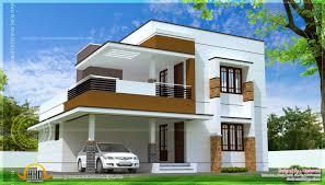 Models Simple Modern Home Design In 1817 Square Feet Kerala Impressive