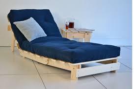 modern futon chairs with blue seat  futons  pinterest  modern