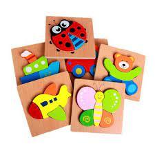 Mwz Gỗ 3D Chơi Xếp Hình Ghép Hình Bằng Gỗ Đồ Chơi Dành Cho Trẻ Em  Montessori Đồ Chơi Xếp Hình Hoạt Hình Hình Xếp Hình Giáo Dục Trẻ Em Chơi  Game|Puzzles