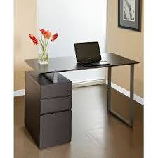 office table for home. fine office home office desk in espresso finish with steel base throughout table for