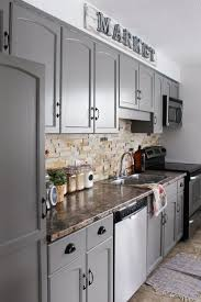 Kitchen Cupboard Makeover 1000 Ideas About Kitchen Cabinet Makeovers On Pinterest