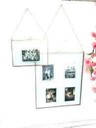 double sided frame two picture glass 3 plastic brass 2 si double sided glass picture frames