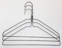Buy Children's Wire Hangers (Box of 500)(gold)