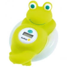 <b>Термометр</b> для воды <b>электронный Safety 1st</b> Frog (3107003000) в ...
