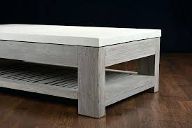 round concrete coffee table top nz square west elm drum