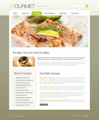 Food Recipe Template Food Drink Website Template 38614 Website Templates Zeronese