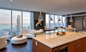 20 shiny glass pendant lights giving aesthetic glow in the kitchen pertaining to modern pendant lighting for kitchen
