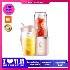 Mua Máy Xay Sinh Tố Deerma Mini Juicer Blender giá rẻ 499.000₫