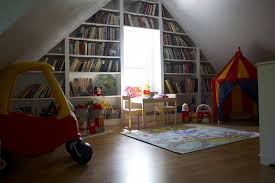 Ravishing Playroom Attic ...