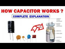 capacitor அப ட ன என ன