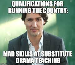 Image result for justin trudeau meme